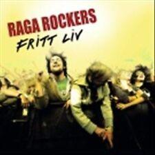 Fritt Liv by Raga Rockers (CD, Mar-2012, Sony Music) NEW