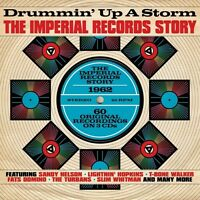 DRUMMIN' UP A STORM - THE IMPERIAL RECORDS STORY 1962  (NEW SEALED 3CD SET)