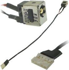 Lenovo Ideapad Z575 Z 575 Z570 DC 18 cm Cavo Connettore Alimentazione Jack Port Socket