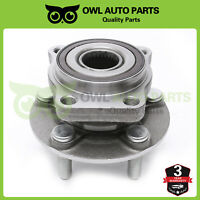1PC Front Wheel Hub And Bearing Assembly for 2005 - 2014 Subaru Impreza Forester