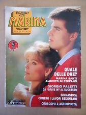 MARINA Fotoromanzo n°305 1987  [D32]
