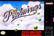 Pilotwings SNES Great Condition Fast Shipping