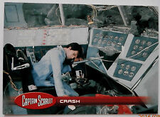 CAPTAIN SCARLET - Individual Trading Card #23, Crash - Unstoppable Cards 2015