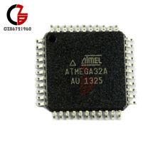 2PCS ATmega32A-AU ATmega32A MCU 8BIT TQFP44 IC
