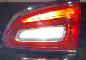 2013-17 Buick Enclave Passenger Inner Trunk Tail Light RIGHT RH ✅TESTED✅ OEM 932