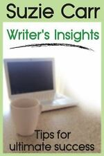 NEW Writer's Insights by Suzie Carr Paperback Book (English) Free Shipping