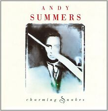 ANDY SUMMERS - CHARMING SNAKES  CD NEU