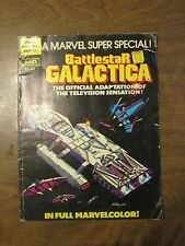 Battlestar Galactica: A Marvel Super Special by Stan Lee (No.8, 1978)