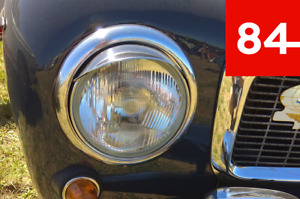 Volvo 544 PV544 PV Buckelvolvo Hump 2x Headlight E-Certified Eu +
