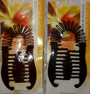 Haarschmuck Haardreher-Haarkamm Steckkamm Haarklammer Frisurenhilfe Twister