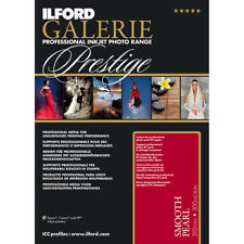 "ILFORD GALERIE Prestige Smooth Pearl 4""x6"" Inkjet Photo Paper 2001743 100 SHEETS"