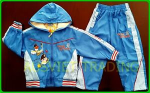 BNWT Peppa Pig George Tracksuit Hoodie Pants boys kids track suit 2pc outfit set