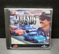 NASCAR Legends 1999 Vintage Sierra Sports PC Game Featuring Richard Petty