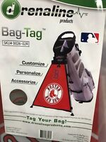 Adrenaline Products Bag Tag MLB Golf Bag Accessory Select Your Team NEW !