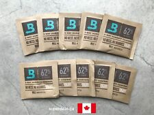 Boveda Humidipak 2-Way 62% Humidity Control Pack (8 gram) x 10 Pack