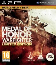 SONY PS3  MEDAL OF HONOR WARFIGHTER - LIMITED EDITION