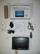DIGILAND DL9003 2n1 ANDROID TABLET DVD PLAYER QUAD-CORE...