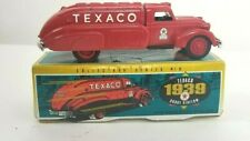 Ertl Collectibles Texaco 1939 Dodge Airflow Truck Bank Series 10 Used