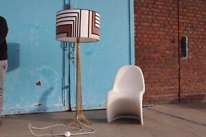 Seltene Design Stehlampe Verner Panton Für Fritz Hansen Wire Lamp Pantonova