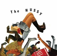 """Hussy - I See Just Fine 7"""" EP, 45 RPM, Fire Heads, Bobby Hussy, Cave Curse"""