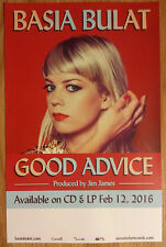 Music Poster Promo Basia Bulat - Good Advice