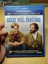 Good Will Hunting Blu-ray 15th Anniversary Edition