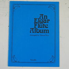 flute music AN ELGAR FLUTE ALBUM , trevor wye