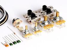 ToneShapers Wiring Kit, Jaguar