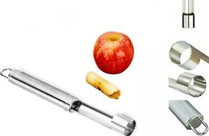 Stainless Steel High Quality Apple Corer Kitchen Fruit Pip Pear Core Remover New