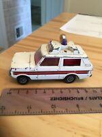 Corgi Toys Whizzwheels - 1973 Vigilant Police Range Rover