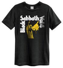 Black Sabbath 'Vol 4' T-Shirt - Amp   - NEW & OFFICIAL!