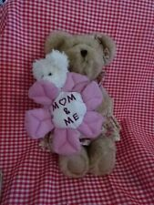 """BOYDS """"MOM & ME"""" BEARS NEW W/TAGS!!  MOTHER'S DAY! MOMMA BEARLOVE & BABY!!"""