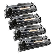 4 TONER CARTUCCE XXL per Canon i-SENSYS mf4320 mf4350d mf4370dn mf4380dn fx-10