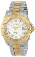 Invicta Angel White Dial Two-tone Ladies Watch 14364
