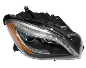 Headlight Assembly (Bi-Xenon) Magneti Marelli LUS6701 166 820 59 59