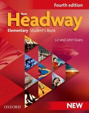 New Headway:Elementary Student's Book -Fourth Edition BY Soars  (PAPERBACK BOOK)