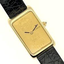 Corum 10 Gr Ingot 24K 999.9 Gold Bar UBS Union Bank of Switzerland Manual Wind