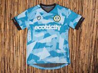 Forest Green FC Men's Third Shirt 2020-21 League Two Football