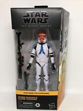 Star Wars The Black Series The Clone Wars 332nd Ahsoka's Clone Trooper NEW