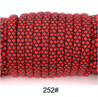 100FT Paracord 550 Rope Type III 7 Stand Paracord Parachute Cord Rope Survival