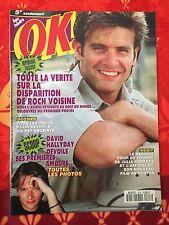 Musique - OK Magazine - N°818  - Roch Voisine, David Hallyday
