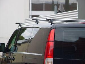 Mercedes Vito Roof Racks 3 Bar, 03/2004 - onwards models, Australian Made