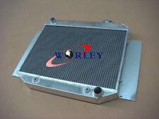 FOR Holden Kingswood Torana alloy aluminum race radiator HQ HJ HX HZ V8 CHEV