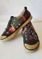 Keen Women Shoe Elsa Fleece plaid Size 5.5 W Athletic Fashion Sneakers 1017967