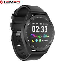 Lemfo G50 Montre Intelligente Cardiofréquencemètre SmartWatch Pour Huawei iPhone