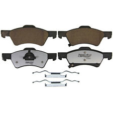 Disc Brake Pad Set-Brake Pads Perfect Stop PC857
