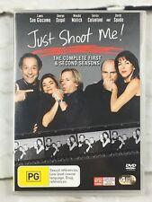 Just Shoot Me! : Season 1-2 (DVD, 2005, 2-Disc Set) Region 4