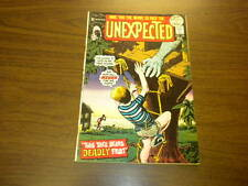 THE UNEXPECTED #135 DC Comics 1972