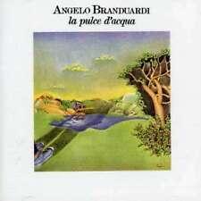 La Pulce D'Acqua - Angelo Branduardi CD MUSIZA