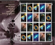 #3384-88 EDWIN HUBBLE:Images from Hubble Telescope MNH-OG VF  20x33c